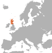 Kingdom of Scotland-locator