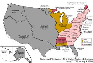 United States 1798-1800-07-04