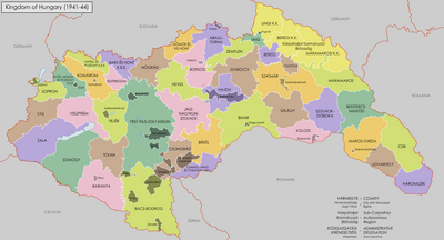 Kingdom of Hungary 1941-1944