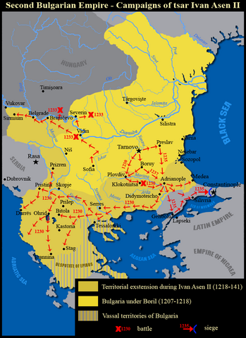 File:Second Bulgarian Empire-Campaigns of Ivan Assen II.png