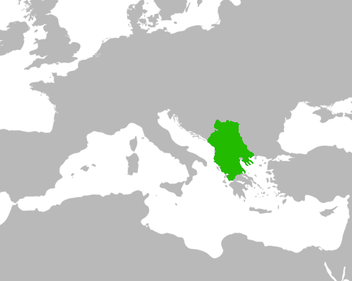 File:Serbian Empire-1350.png