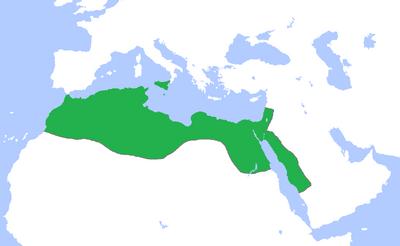 Fatimid Caliphate-969