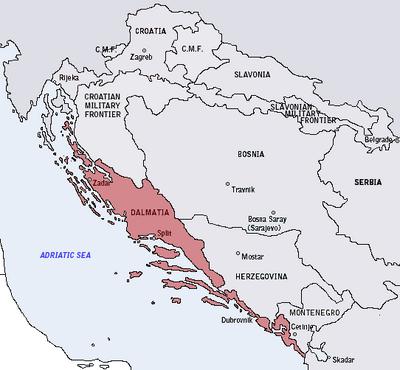 Kingdom of Dalamatia-1868