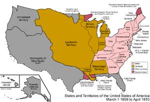 United States 1809-1810-04
