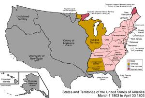 United States 1803-03-1803-04