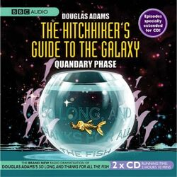 Quandary Phase CD cover