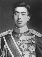 Hirohito portrait