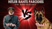 Hitler Vs Blondi