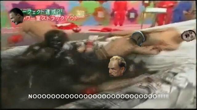 File:Hitler's third trip to Japan - All into mudpit.jpg