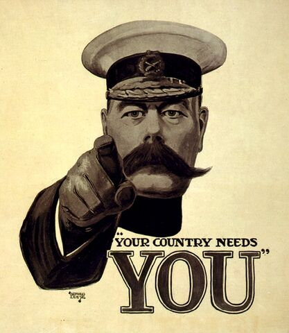 File:Lord Kitchener Wants You.jpg