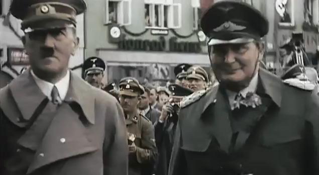 File:Hitler Goering Prague (Apocalypse - The Second World War).png