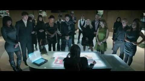 Iron Sky - Downfall Parody Scene