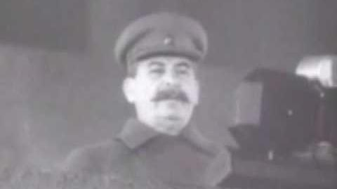 Stalin finds out about the hitler parody videos