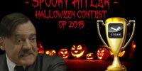 "The ""Spooky Hitler"" Halloween Contest"