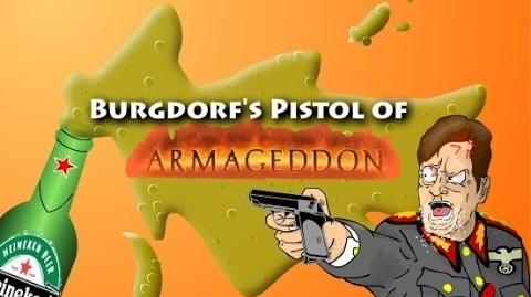 """Burgdorf's Pistol of Armageddon REMASTERED Entry for Parker87's """"Remake a Classic"""" Contest"""
