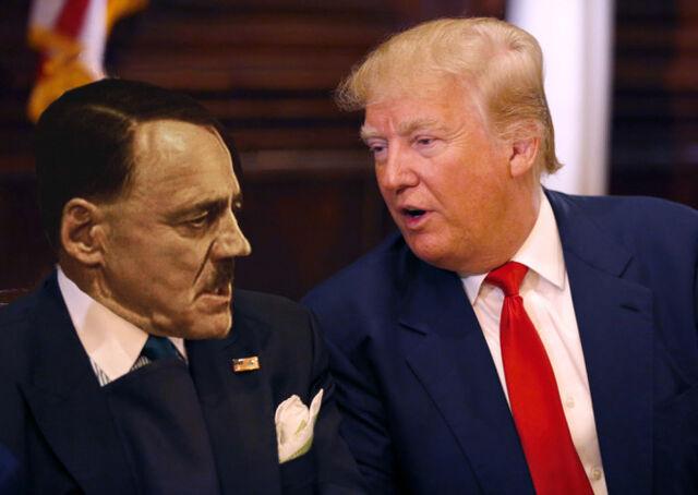 File:Hitler Trump 3rd Debate.jpg
