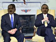 Hitler and Fegelein president