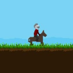 File:Father & The Horse Wallpaper - AntoniPieter.JPG