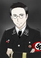 Himmler cartoon