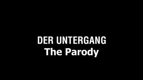 Der Untergang The Parody - Part 1