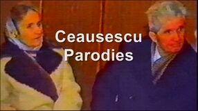Ceausescu tries to rant 0003 0001