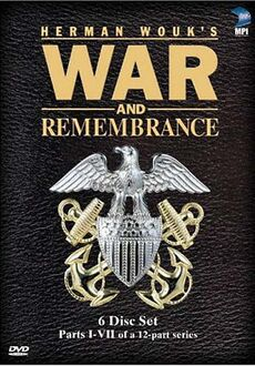 War And Remembrance Cover