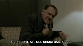 Hitler's Ranting Christmas