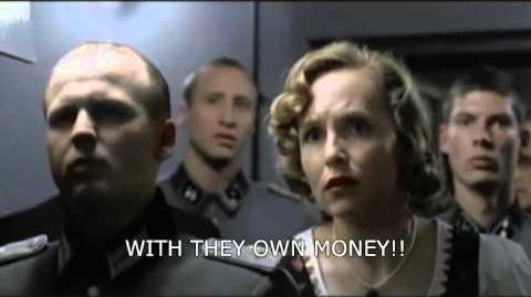 Hitler gets a fake electricity bill (12 subscribers special)