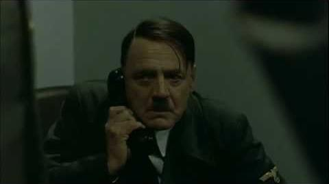 Hitler is phoned by nobody