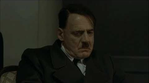 Someone farts in Hitler's office
