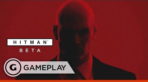 12 Minute Full Operation - Hitman Beta PS4 Gameplay
