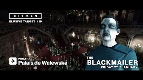 HITMAN Elusive Target 19 The Blackmailer