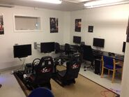 IO Interactive gaming room