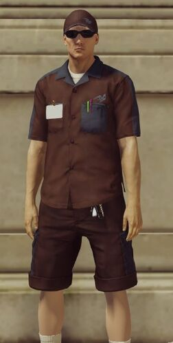 Delivery Man (outfit)