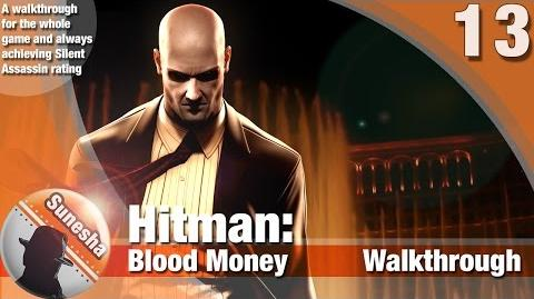 hitman blood money mission 13