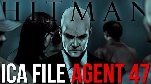 Hitman Absolution US - Agent 47 ICA File