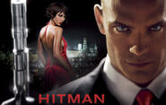 Hitman promotional poster