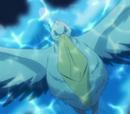 Regen Pelikan