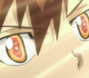 Tsuna's Kontaktlinsen