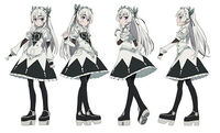 Chaika characterdesign
