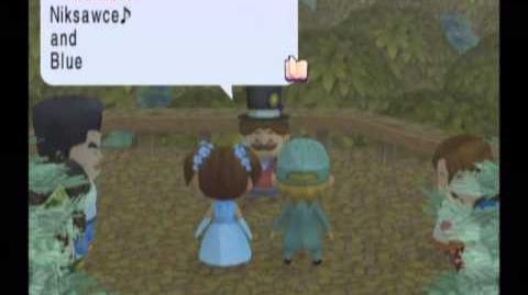 Blue's Wedding (Magical Melody)
