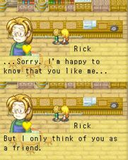 Rickrejection