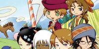 Harvest Moon DS: Grand Bazaar/Gallery