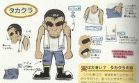 Takakura Character Sheet