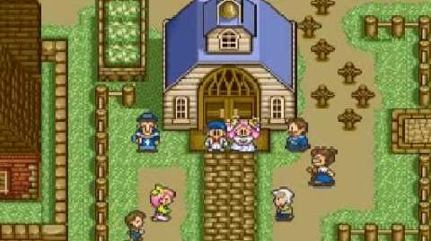 Harvest Moon Snes - Nina's Wedding