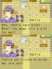 Brooch Harris