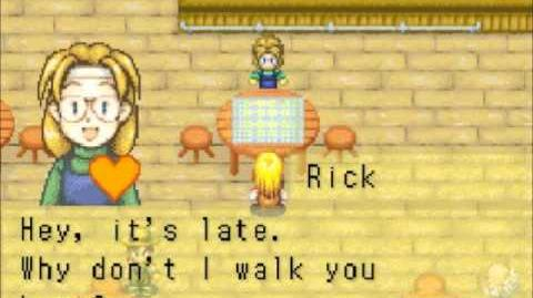 Rick's Yellow Heart Event