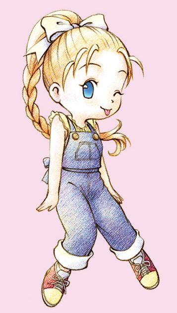 Harvest Moon: A New Beginning (3DS) | Harvest Moon Wiki ...