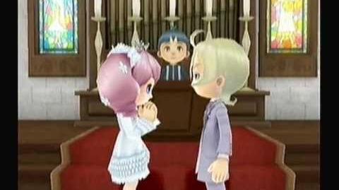 "Harvest Moon Animal Parade ""Gill & Luna - Marriage"""