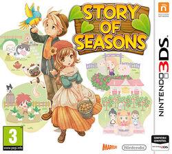 PS 3DS StoryOfSeasons EAP